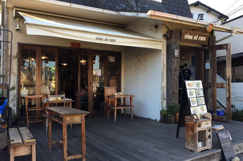 SONG BE CAFE (ソンベカフェ) 鎌倉